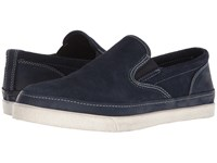 John Varvatos Jet Slip On Midnight Slip On Dress Shoes Navy