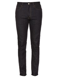 Gucci Tapered Leg Japanese Denim Jeans