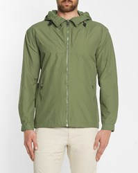 Minimum Khaki Sender Hooded Parka