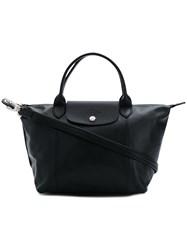 Longchamp Le Pliage Tote Bag Black