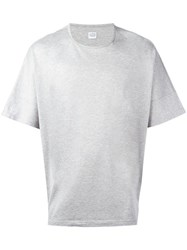 E. Tautz Wide Fit T Shirt Grey