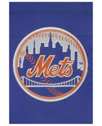 Party Animal New York Mets Garden Flag Team Color