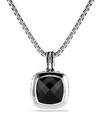 David Yurman Albion Pendant With Black Onyx Silver
