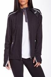 Asics Reflective Active Jacket Black