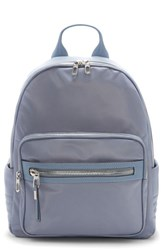 Vince Camuto Action Nylon Backpack Blue Serenity Blue