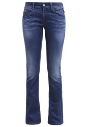 Replay Rearmy Bootcut Jeans Soft Dark Blue