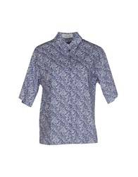 Manuel Ritz Shirts Shirts Women Blue