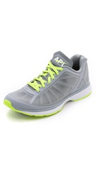 Apl Athletic Propulsion Labs Windchill Running Sneakers Cosmic Grey Energy
