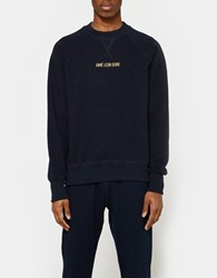 Aime Leon Dore Crewneck Sweatshirt Dark Midnight
