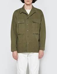 Orslow Us Army Jacket Green Used