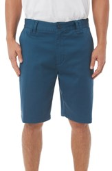 O'neill Contact Stretch Shorts Dark Blue