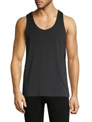 Mpg Spark Knit Tank Top Azure Grey Black