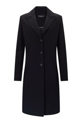 James Lakeland Longline Single Breasted Blazer Black