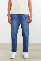 Cpo Destructed Chino Pant Navy