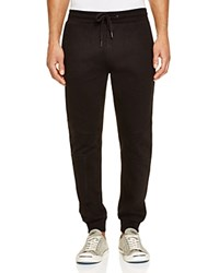 Eleven Paris Twins Jogger Sweatpants Black