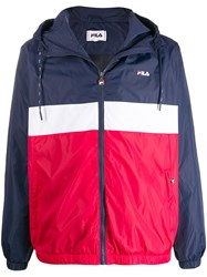 Fila Logo Colour Block Sports Jacket 60