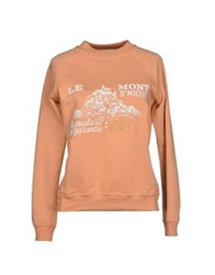 Le Mont St Michel Sweatshirts Skin Color