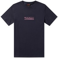 Tres Bien Centre Court Tee Blue
