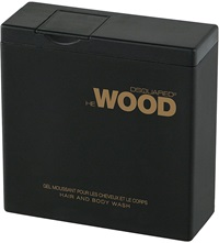 Dsquared He Wood Hair And Body Wash 200Ml