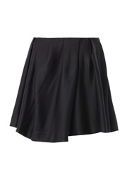 Thakoon Gathered Front Mini Skirt