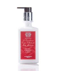 Peonia Gardenia And Rosa Body Moisturizer 10 Oz. Antica Farmacista