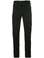 Neil Barrett Skinny Chino Trousers Black