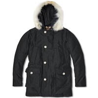 Woolrich Classic Arctic Parka New Black