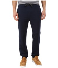 Nautica Knit Pants W Rib Cuff Navy Men's Casual Pants