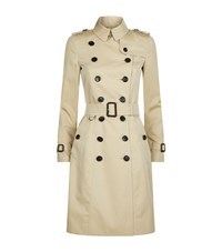 Burberry Chelsea Trench Coat Female Camel