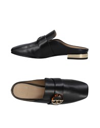 Tory Burch Mules Black