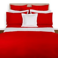 Ralph Lauren Home Polo Player Duvet Cover Red Rose