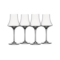 Spiegelau Set Of 4 Willsberger Stemmed Brandy Glasses