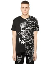 Haculla One Of A Kind Punk Cotton Jersey T Shirt