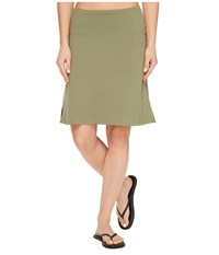 Stonewear Designs Liberty Skort Cargo Green Women's Skort