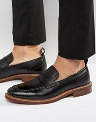 Aldo Umilaviel Leather Penny Loafer Black
