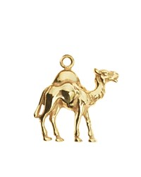 Jet Set Candy Camel Charm Gold