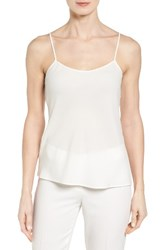 Boss Women's Iamina Camisole Open White