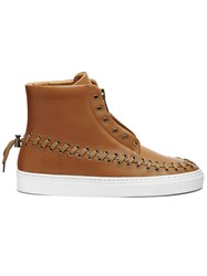 Swear 'Blake 6' Sneakers Brown