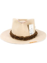 Nick Fouquet 'The Star' Fedora Nude And Neutrals