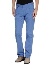 Sand Casual Pants Pastel Blue