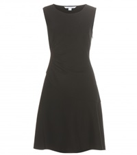 Diane Von Furstenberg Dayna Dress Black