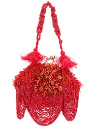 Jamin Puech Folies Bergeres Bag Red