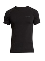 Falke Seamless Compression Performance T Shirt Black Multi