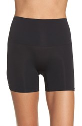 Yummie Tummie Women's By Heather Thomson Ultralight Seamless Shaping Shorts Black