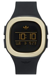 Adidas Originals Denver Digital Watch Schwarz Black