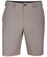 Hurley Men's Phantom Flex Shorts Khaki