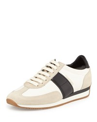 Tom Ford Orford Colorblock Trainer Sneaker Black