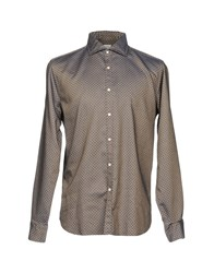 Borsa Shirts Shirts Brown
