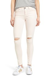 Sp Black Women's Ripped Skinny Jeans