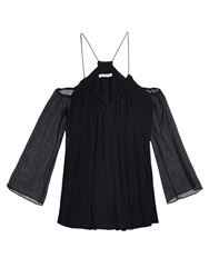 Camilla And Marc Enriched Chiffon Top